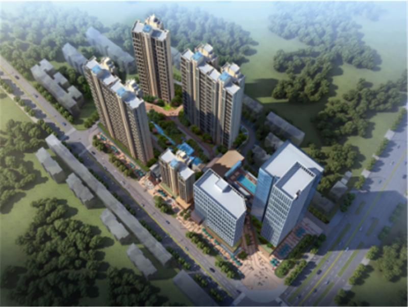 中伟·盈丰国际楼栋信息