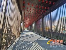 湖南建工东玺台实景图