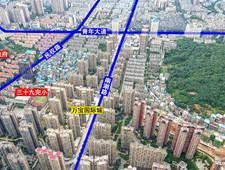 汇龙·万宝国际城工程进度