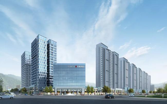 兴康·万象丨城东央效果图
