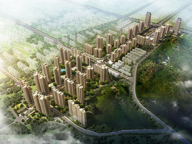 汇龙·万宝国际城